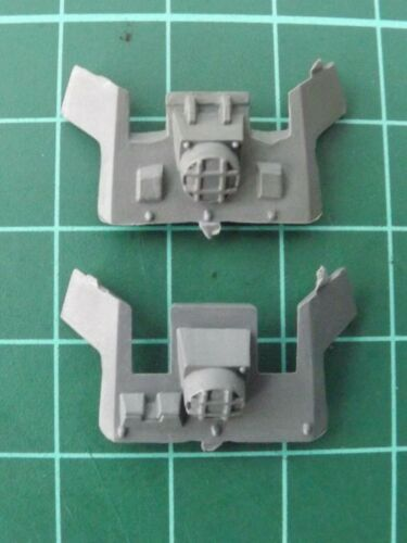 Space Marine Scout Bike Front x2