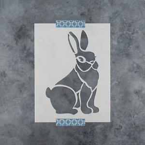 Rabbit-Stencil-Durable-amp-Reusable-Mylar-Stencils