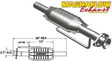 1983 Mercury LN7 1.6L CARB Magnaflow Direct-Fit Catalytic Converter Exhaust New