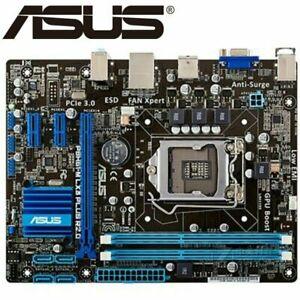 Asus-P8H61-M-LX3-PLUS-R2-0-PC-Motherboard-H61-Socket-LGA-1155-i3-i5-i7-DDR3-RHN