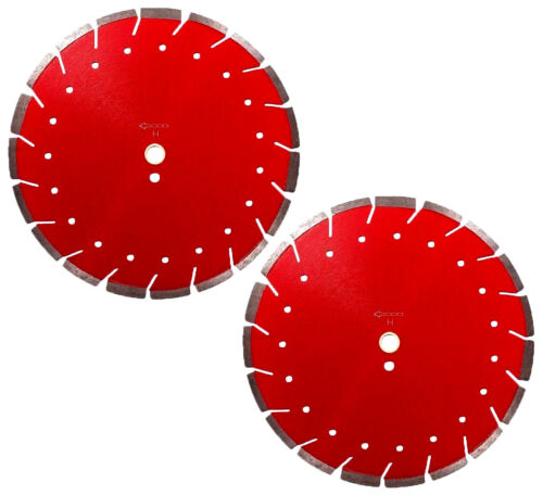 "2PK-14/"" SUPER G Powerful All Cut Diamond Blade Concrete Rebar Everything-BEST"
