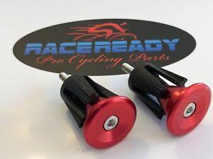 2-Race-Ready-Alloy-Handlebar-End-Caps-MTB-BMX-Specialized-Bikes