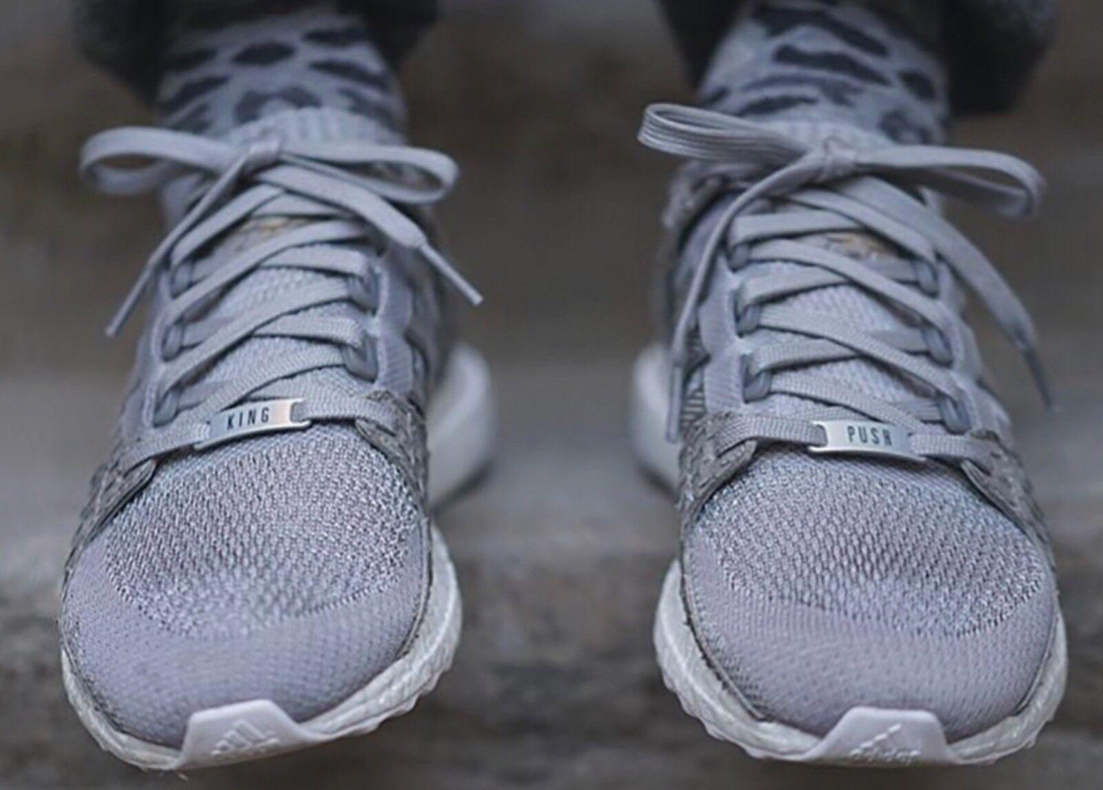 DS Adidas EQT SUPPORT ULTRA PRIMEKNIT PUSH PUSHA T STONE KING PUSH S76777 SZ 7