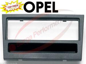 Radioblende-Einbaurahmen-Radioschacht-Opel-Corsa-2000