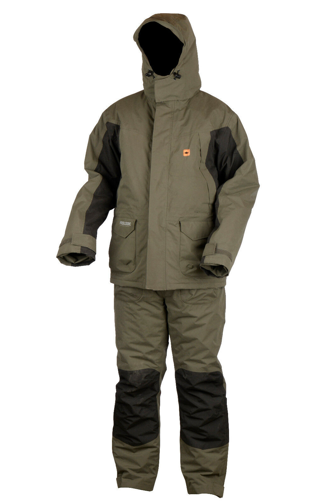 ProLogic highgrade Thermo Suit thermoanzug Impermeabile in pile foderato