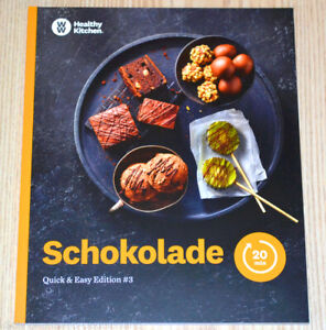Details Sur Weight Watchers Ww Livre De Cuisine Chocolat Rapide Facile 3 Fitpoints