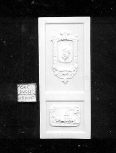 False Door - UMD4 -  dollhouse miniatures 1/12 scale polyresin