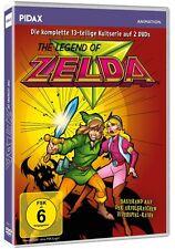 The Legend of Zelda * DVD Serie 13 Teile basierend auf Videospiel -Reihe Pidax