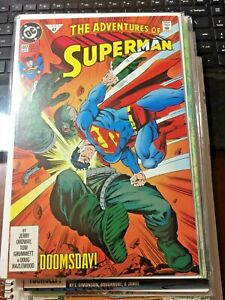 The-Adventures-of-Superman-497-Doomsday-DC-Dec-1992