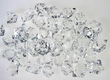New Translucent Clear Acrylic Ice Rocks for Vase Fillers or Table Scatters