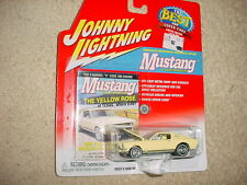JOHNNY LIGHTNING BEST OF COVER CARS 1967 FORD MUSTANG GTA 1/10,000 FREE USA SHIP