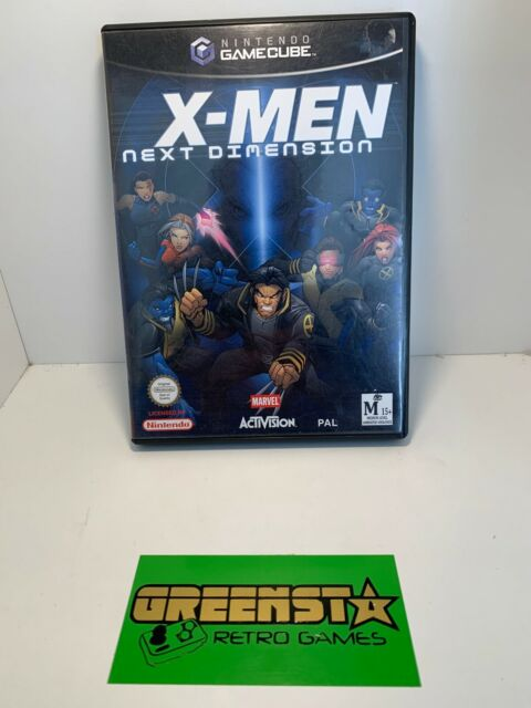 X-Men Next Dimension Nintendo GameCube 🇦🇺 Seller Free And Fast Postage