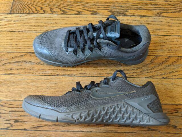 Nike Mens Sz 6 Metcon 4 Viking Quest Training Ridgerock Grey Shoes AJ9276  200
