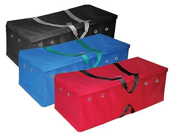 Derby Originals California tres Cadena XXL heno pacas bolsa de transporte de nylon
