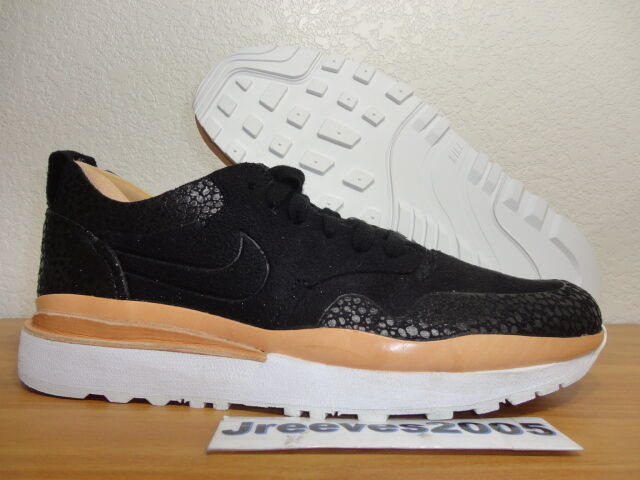 866ec5e5e5e7 NikeLab Air Safari Royal Black Sz 8 100 Authentic Retro Nike 872633 001 for  sale online