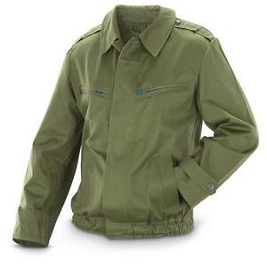 NEW-Genuine-Hungarian-Army-surplus-Jacket-Warsaw-Pact