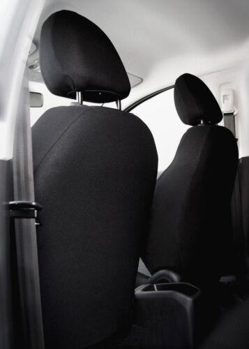 Peugeot 206  Grau Universal Sitzbezüge Sitzbezug Auto Schonbezüge MODERN