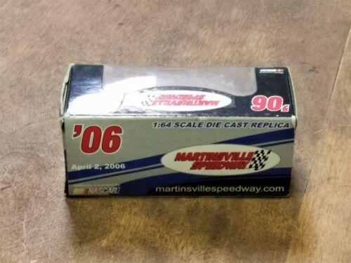 Details about  /2006 Team Caliber Martinsville Speedway 1:64 Monte Carlo Car Spring April