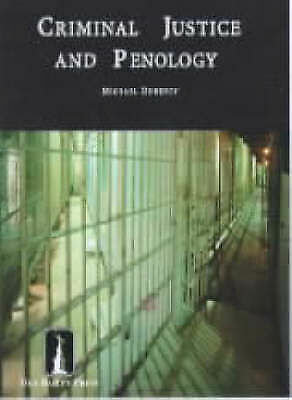 Criminal Justice and Penology: Textbook-ExLibrary