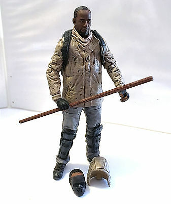 MORGAN JONES • C9 • McFARLANE THE WALKING DEAD TV SERIES EIGHT