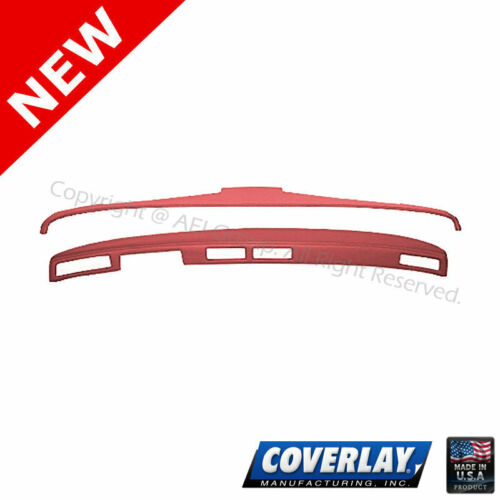 Coverlay Red Interior Accessories Kit 18-304C-RD For DeVille Front Left Right