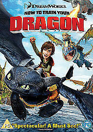 How-To-Train-Your-Dragon-DVD-VERY-GOOD-CONDITION-THE-ORIGINAL-EPIC-MOVIE