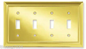 switch plates outlet covers see more brainerd studio polished. Black Bedroom Furniture Sets. Home Design Ideas