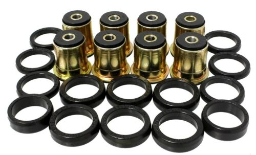ENERGY SUSPENSION 3.3132G BLK REAR CONTROL ARM BUSHINGS FOR 1970-76 MONTE CARLO
