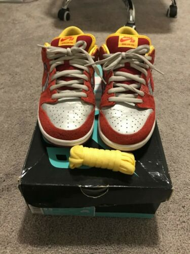 nike sb dunk low crawfish