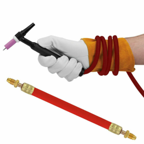 25ft Welding Power Cable TIG Torch Air-cooled Accessory Flexible Supplies