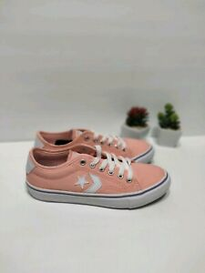 Converse star replay ox, bleached coral