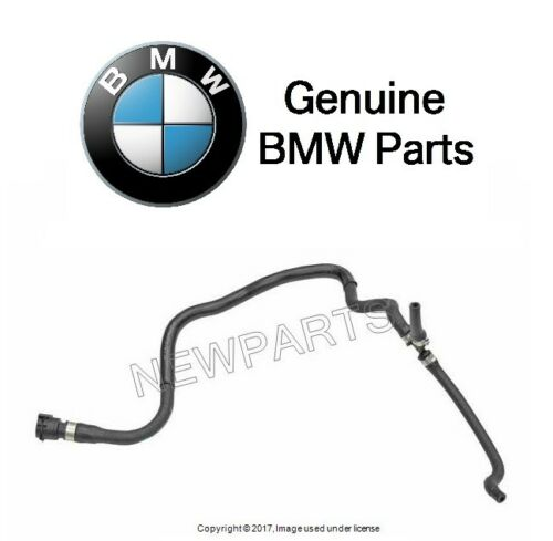 For BMW E65 745i E66 745Li Water Hose From Expansion Tank Upper Fitting OES