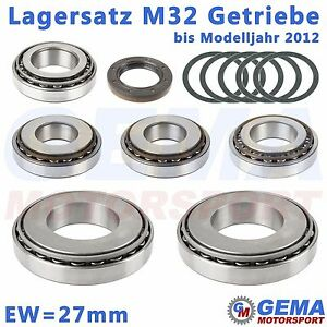 Lagersatz-M32-Getriebe-27mm-Opel-Astra-H-J-Z17DTJ-Z17DTH-A17DTJ-Z22YH-NP430273