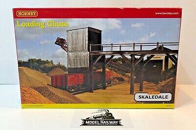 Marchio Popolare Hornby 00 Gauge Skaledale - R8708 - Loading Chute - Boxed