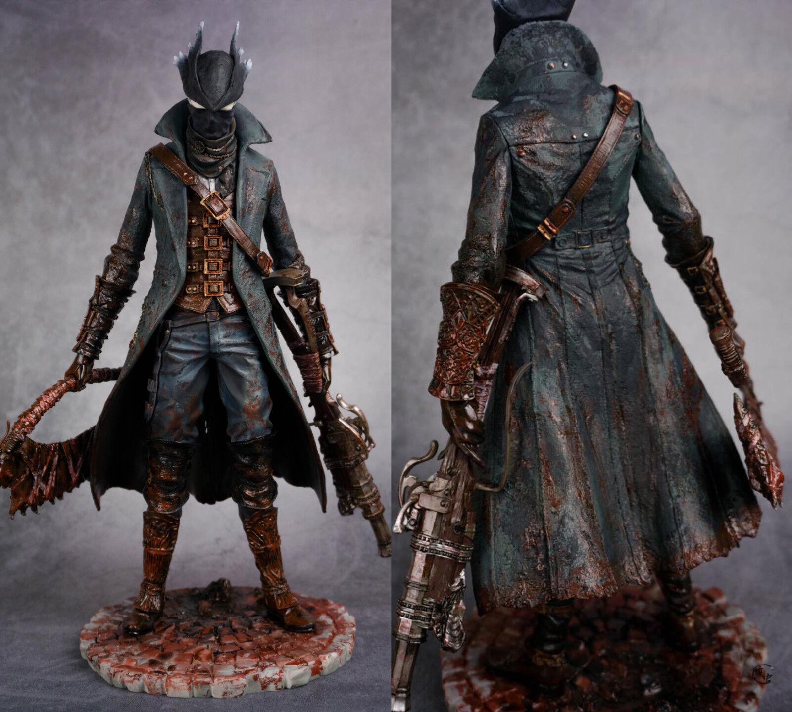 Bloodborne Hunter 1 6 résine GK figurine statue fini Limited Model