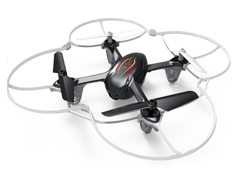 Syma X11C 2.4G 4CH 6-Axis Gyro RTF RC Quadcopter w 2.0MP Camera 4GB SD Card nero