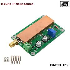 0 1ghz Rf Noise Generator Simple Spectrum Tracking Source Frequency Sweeper Pc66