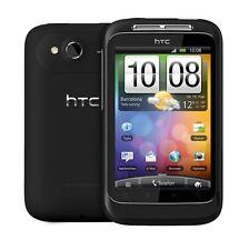 HTC Wildfire S Black Schwarz Android Smartphone Ohne Simlock NEU