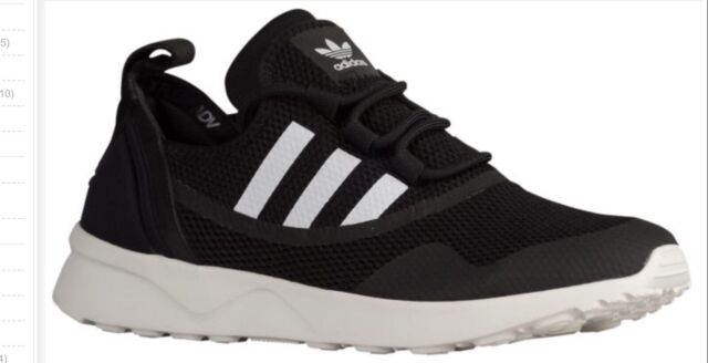 Trainers Shoes Women's Adidas Originals Zx Flux ADV Virtue Core Black CLEARANCE