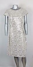 CALVIN KLEIN DRESS Size 18W  FORMAL COCKTAIL PROM  SEQUIN  retail  $168.00
