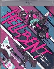 Hellbent 1988 Blu Ray & DVD Vinegar Syndrome Richard Casey Darcy Nichols