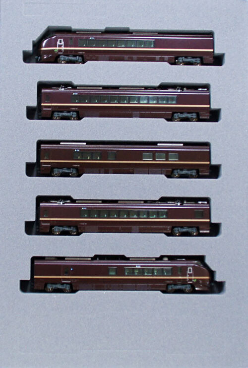 Kato 10-1123 Junior Serie E655 'Nagomi' 5 Cars Set (n Maßstab)
