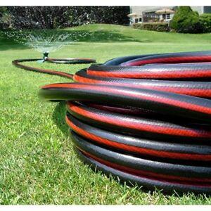 Merveilleux Image Is Loading Water Garden Hose 75 Feet Rubber Flexible Outdoor