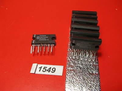 1x TDA1553Q Philips 2x22 Watt BTL Car-Audio NF-Verstärker IC