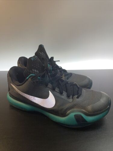 Nike Kobe X 10 Liberty Radiant Emerald  Basketball