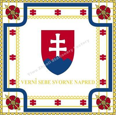Yard, Garden & Outdoor Living Cheap Price Slovakia President 1939 Flag 2x2ft 3x3ft 4x4ft 5x5ft 6x6ft 100d Polyester