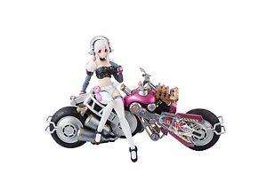 Prè-commande Bandai Armure Filles Projet Super Sonico Avec Vélo Robot 10ème