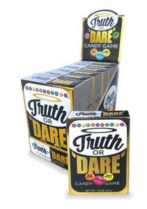 Details About Display 6 Truth Or Dare Candy Game Boxes Assorted Flavors Adult Party Gift Pos