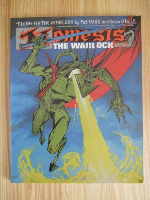 Nemesis the Warlock: Bk. 2 by Titan Books Ltd (Paperback, 1984)