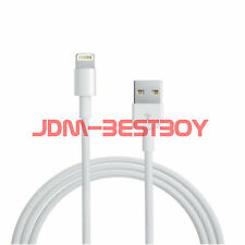 8 Pin to USB Charger Data Cable Cord for iPhone 5 iPod Touch 5th Nano 7th Gen
